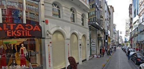 Panorama kürk ve deri giyim mağazaları — Lusso leather — Fatih, foto №%ccount%