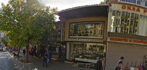Panorama kürk ve deri giyim mağazaları — Oksa Pelle — Fatih, foto №%ccount%