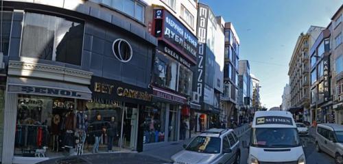 Panorama kürk ve deri giyim mağazaları — Green World Deri — Fatih, foto №%ccount%