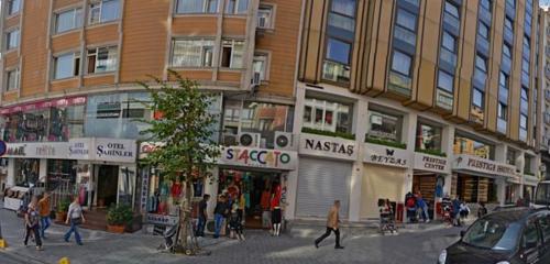 Panorama kürk ve deri giyim mağazaları — Gizza Leather — Fatih, foto №%ccount%