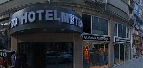 Panorama otel — Metro Otel — Fatih, foto №%ccount%