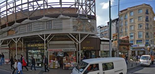 Panorama kürk ve deri giyim mağazaları — Lebeni — Fatih, foto №%ccount%