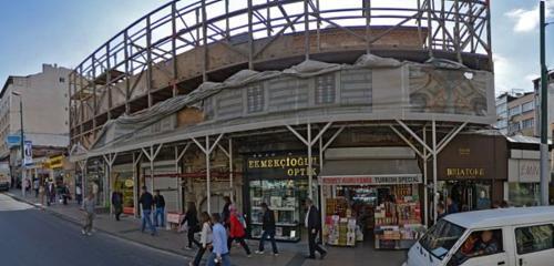 Panorama kürk ve deri giyim mağazaları — Gianni — Fatih, foto №%ccount%