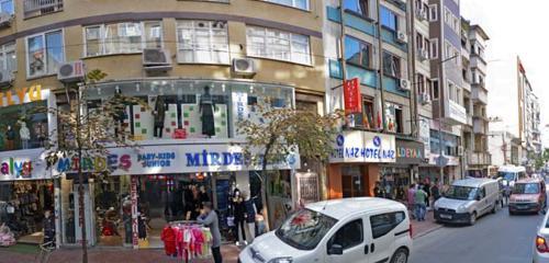 Panorama otel — Naz Hotel — Fatih, foto №%ccount%
