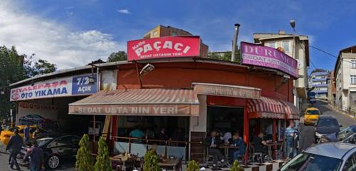 Panorama hazır yemek teslim servisleri — Dürümcü Sedat Usta'nin Yeri — Beyoğlu, photo 1