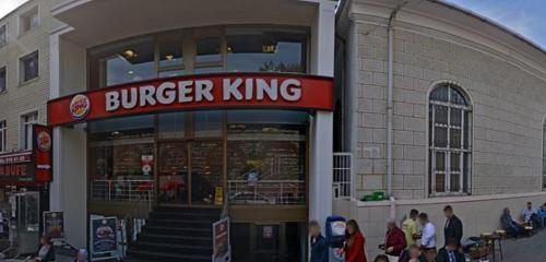 Panorama fast food — Burger King — Fatih, foto №%ccount%