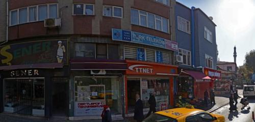 Panorama telecommunication company — Türk Telekom Bayi Cami Kebir — Beyoglu, photo 1
