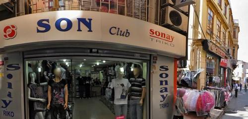 Panorama giyim mağazası — Suitmen — Fatih, foto №%ccount%