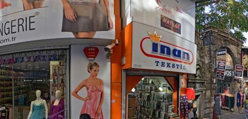 Panorama i̇ç çamaşırı ve mayo mağazası — Kozabiat — Fatih, foto №%ccount%