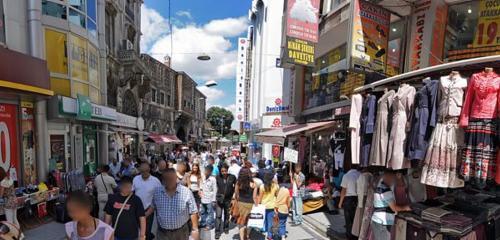 Panorama giyim mağazası — Songül Yüceer Gelinlik Ve Moda Evi — Fatih, foto №%ccount%