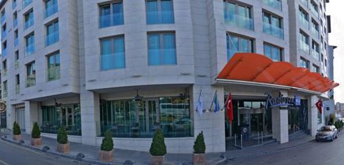 Panorama spas — Dreamspa & Fitness Radisson Blu Pera — Beyoglu, photo 1