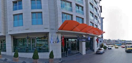 Panorama workout center — Radisson Blu Pera Gym — Beyoglu, photo 1