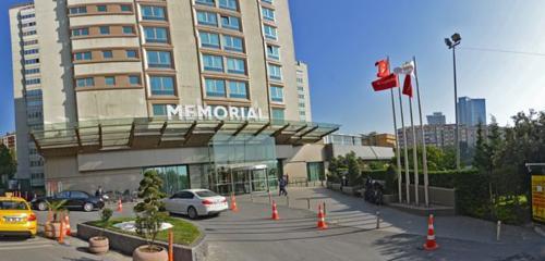 Panorama hospital — Memorial Şişli Hastanesi Kalp Ve Damar Cerrahisi Servisi — Sisli, photo 1