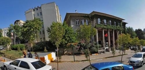 Panorama workout center — Tunel Residence Espa SPA & Health Clup — Beyoglu, photo 1