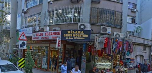 Panorama eczaneler — Bilge Eczanesi — Fatih, foto №%ccount%