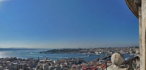 Panorama landmark, attraction — Galata Tower — Beyoglu, photo 1