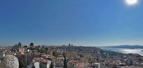 Panorama landmark, attraction — Bereketzade Çeşmesi — Beyoglu, photo 1