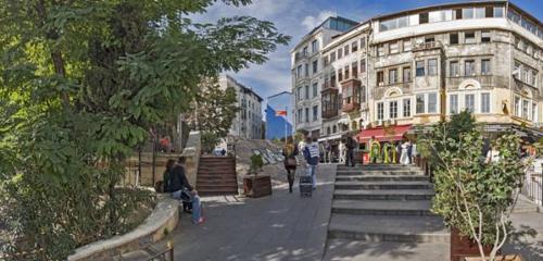 Panorama restoran — Galata Merdivenleri — Beyoğlu, foto №%ccount%