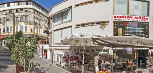 Panorama restoran — Enginar — Beyoğlu, foto №%ccount%