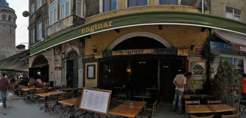 Panorama restoran — Galista Cafe Restaurant — Beyoğlu, foto №%ccount%