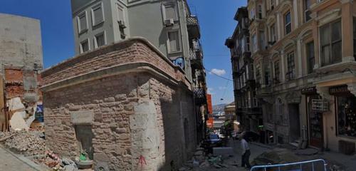 Panorama landmark, attraction — Matbah Emini Hasan Ağa Çeşmesi — Beyoglu, photo 1