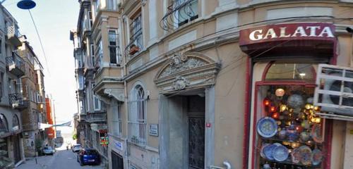 Panorama restaurant — Galata Lily Restaurant — Beyoglu, photo 1