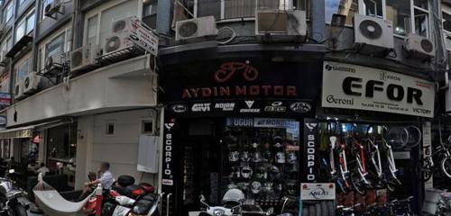 Panorama elektronik eşya mağazaları — Doğubank İşhanı — Fatih, foto №%ccount%