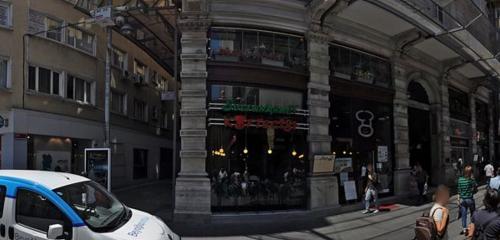 Panorama restoran — Parole Cafe Restaurant — Beyoğlu, photo 1