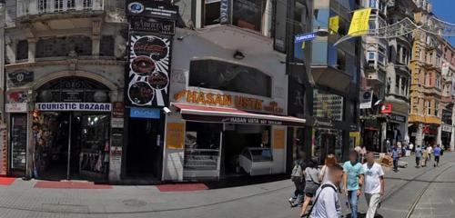 Panorama mobile phone store — Türk Telekom — Beyoglu, photo 1