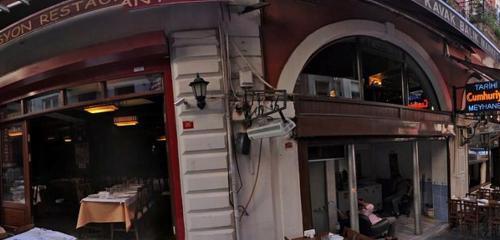 Panorama bar — Tarihi Cumhuriyet Meyhanesi — Beyoğlu, photo 1