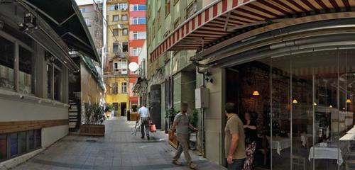 Panorama bar — Ziba Pub — Beyoğlu, photo 1