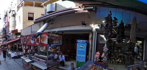 Panorama kafe — Vera Kafe Bistro — Beyoğlu, foto №%ccount%
