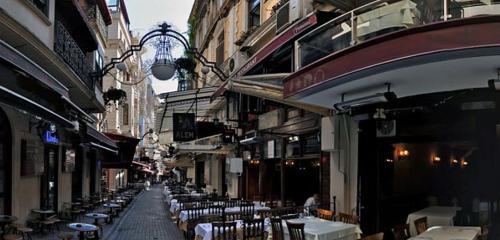Panorama kafe — Babel Ocakbaşı Nevizade — Beyoğlu, foto №%ccount%