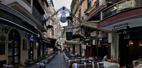 Panorama bar — 50 Bistro — Beyoğlu, foto №%ccount%