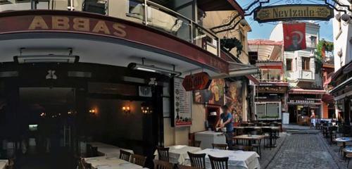 Panorama bar — Sokak Cafe Bar — Beyoğlu, foto №%ccount%