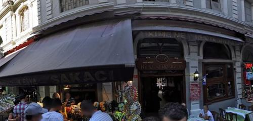 Panorama bar — Çiçek Pasajı — Beyoğlu, foto №%ccount%