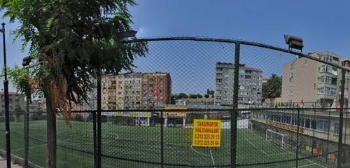 Panorama sports center — Taksim Süleyman Seba Spor Tesisleri — Sisli, photo 1