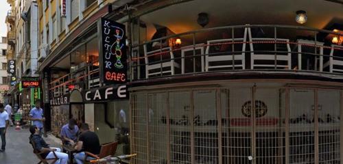 Panorama bar — Veli Pera Lounge — Beyoğlu, foto №%ccount%