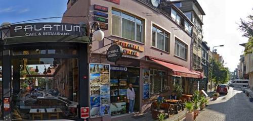 Panorama restoran — Palatium Cafe ve Restaurant — Fatih, photo 1