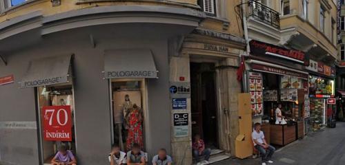 Panorama bar — Öğrenci Kulübü Bar — Beyoğlu, photo 1