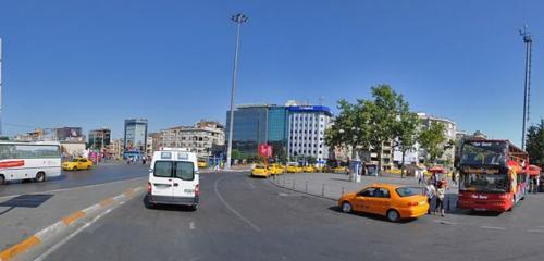 Panorama landmark, attraction — Taksim Square — Beyoglu, photo 1