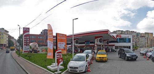 Panorama benzin istasyonu — Erk Petrol Kağıthane — Kağıthane, photo 1