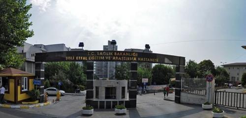 Panorama hospital — Şisli Etfal Hastanesi Plastik Cerrahi — Sisli, photo 1