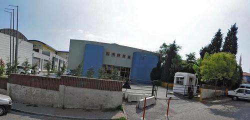 Panorama sports center — Kuştepe Spor Tesisi — Sisli, photo 1