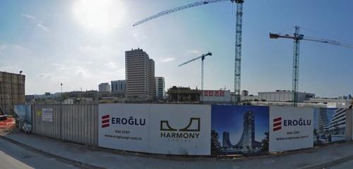 Panorama konut blokları — Harmony Towers Satış Ofisi — Bursa, foto №%ccount%