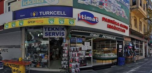 Panorama alışveriş merkezleri — İhracat Dünyasi — Beşiktaş, photo 1