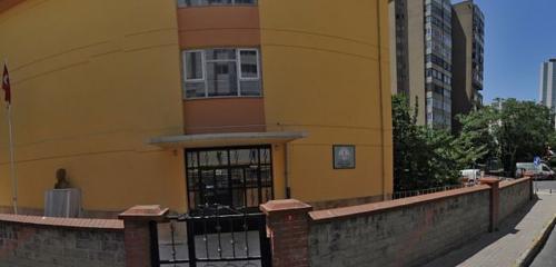 Panorama educational center — Besiktas Bilim Sanat Merkezi — Besiktas, photo 1