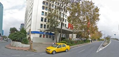 Panorama banka — Türkiye İş Bankası Maslak — Sarıyer, foto №%ccount%