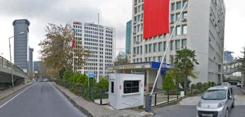 Panorama banka — Yapı Kredi Bankası Maslak Plazalar Şubesi — Sarıyer, foto №%ccount%