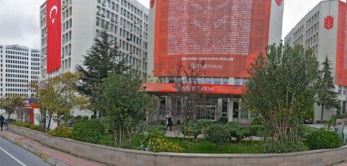 Panorama banka — Ziraat Bankası İstanbul Kurumsal Şube — Sarıyer, foto №%ccount%